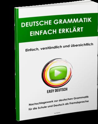 Deutsche Grammatik Ebook